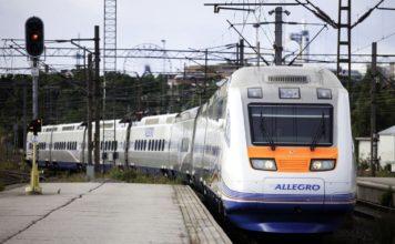 Билеты на поезд Аллегро