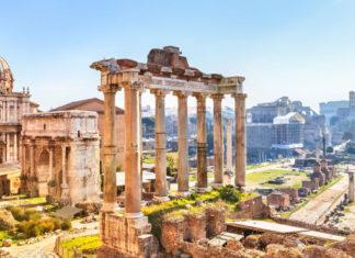 Вечный Рим, Италия