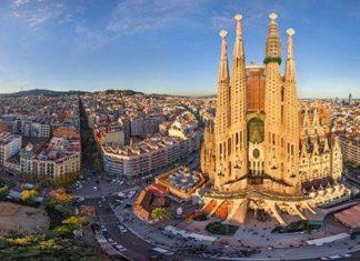 Летим в Барселону