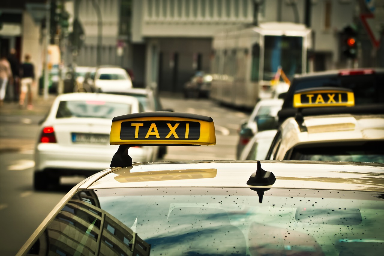 приложения для поиска такси
