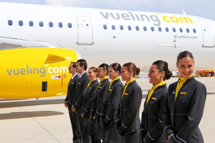 Распродажа от Vueling