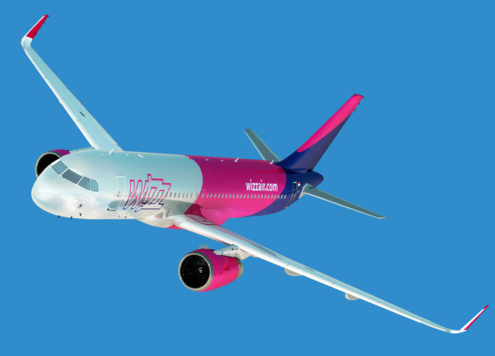 Билеты на европейский лоукостер Wizz Air