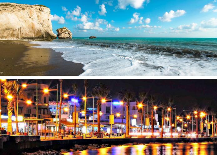 Летим на Кипр