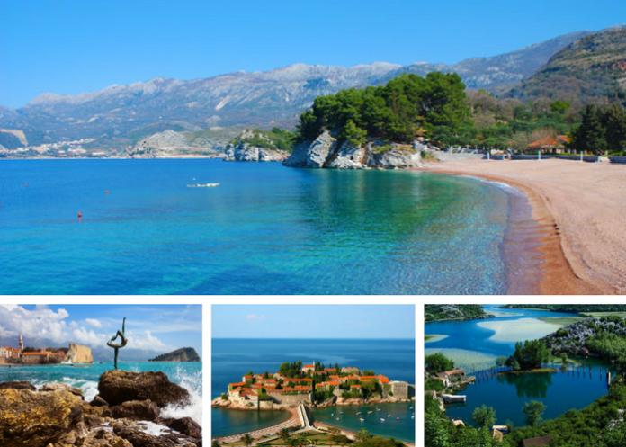 Летняя Черногория прекрасна