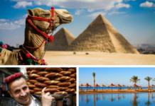 Прямые полеты Египет