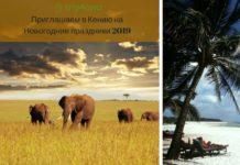 Летим в Кению