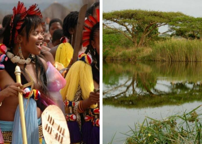 Свазиленд переименовали