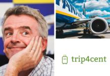 Распродажа от Ryanair