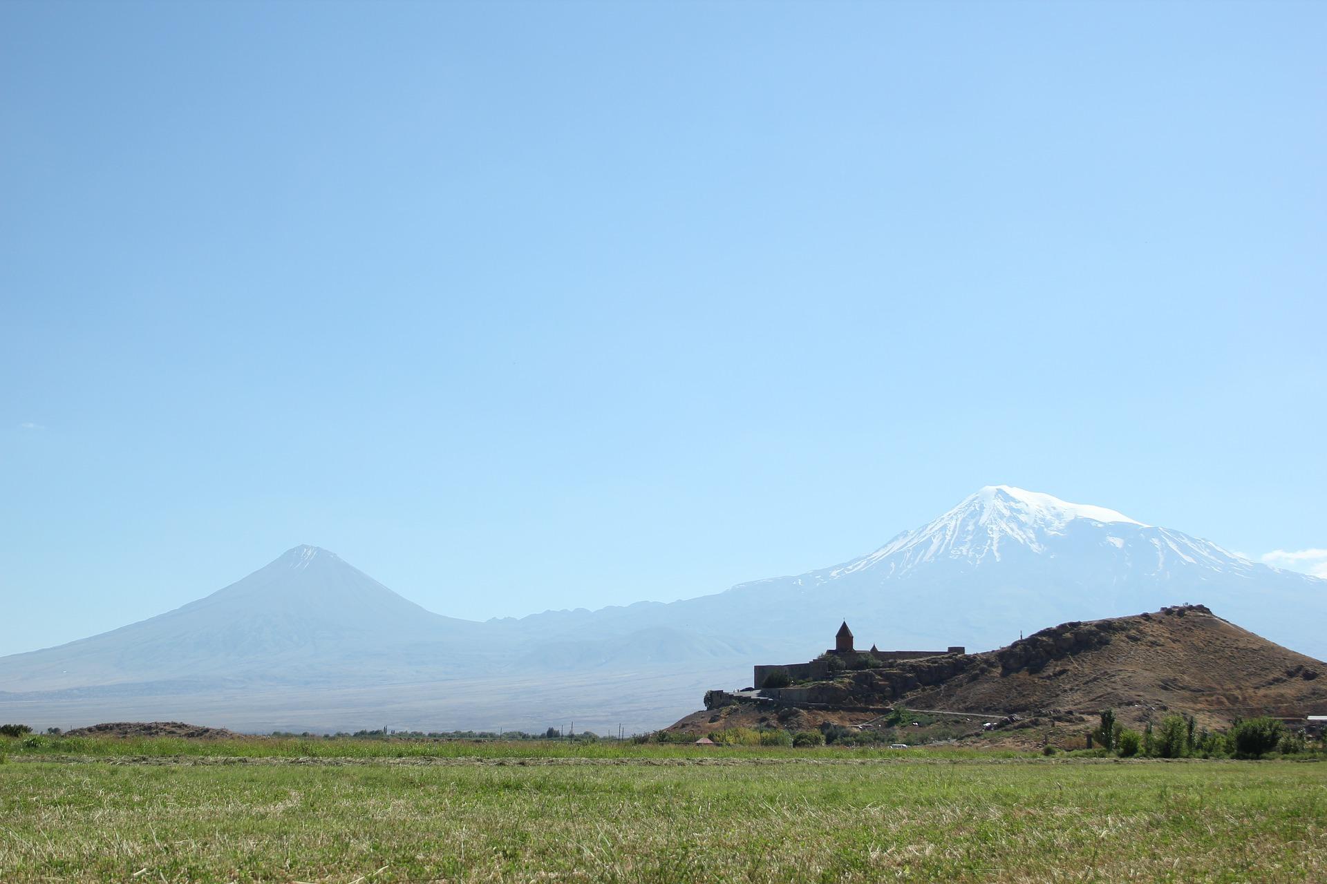 Что посмотреть в Армении. Хор-Вирап