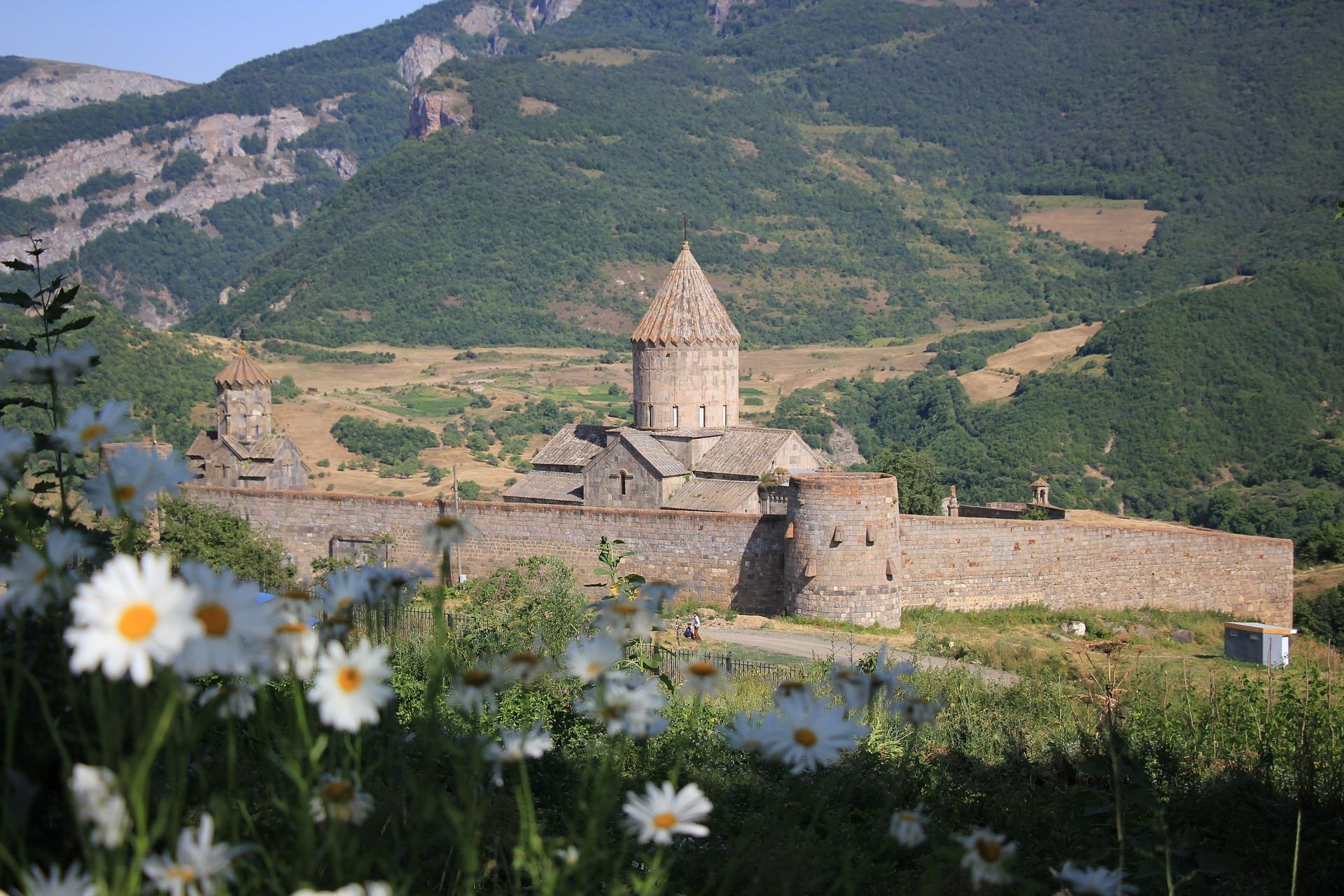 Что посмотреть в Армении. Татев
