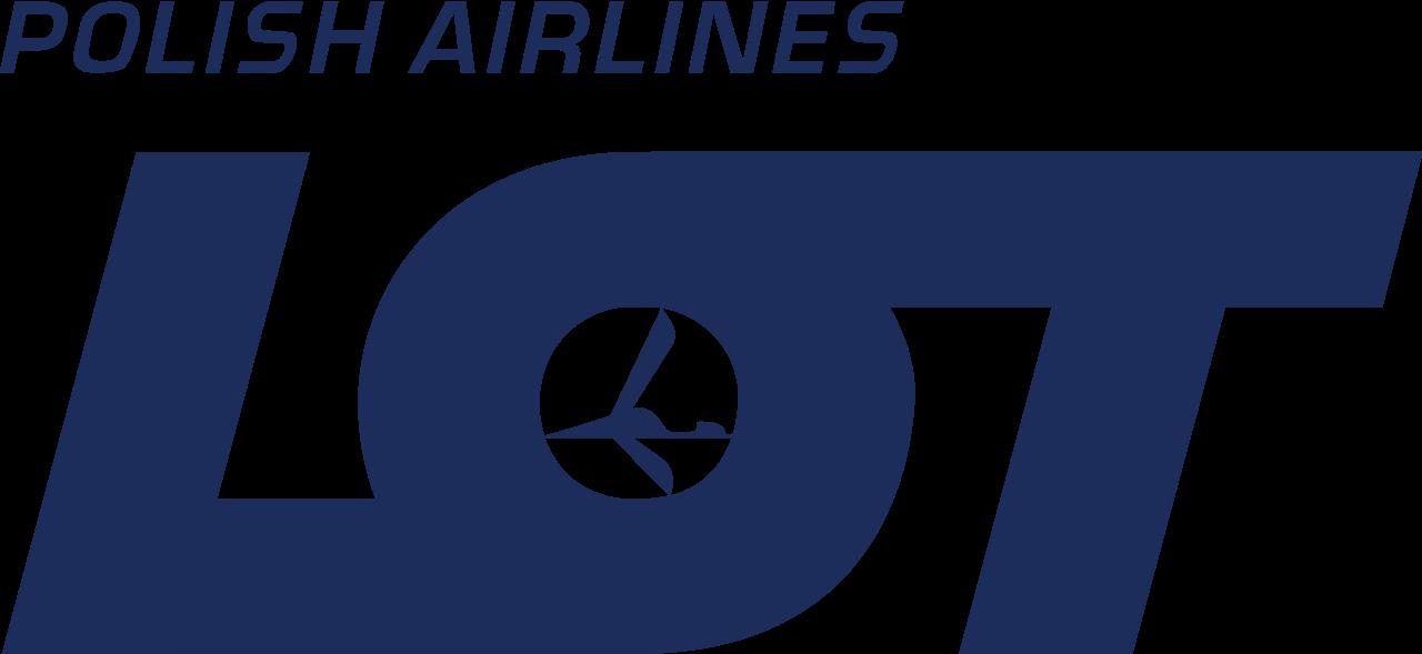 Логотип LOT