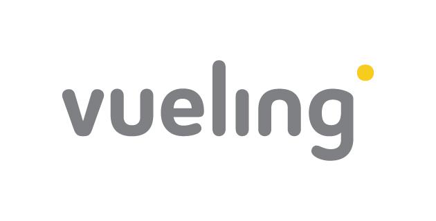 Логотип Vueling