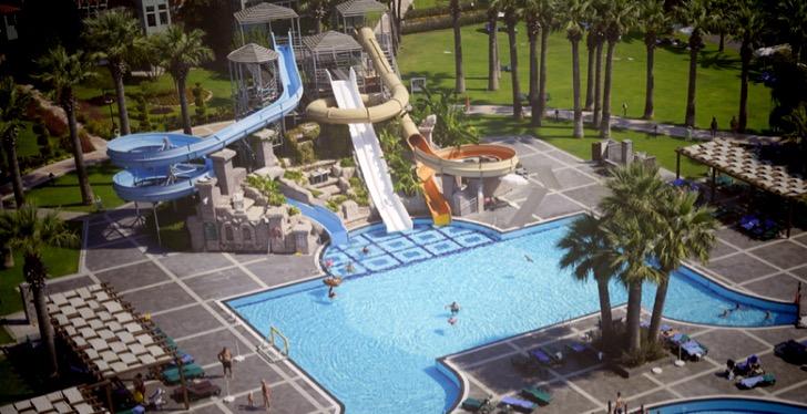 Отель Club Mega Saray 5*