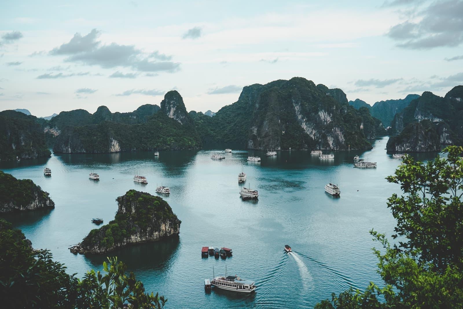 Поехать во Вьетнам без визы