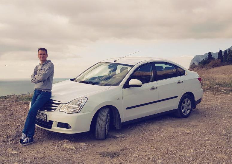 Сколько стоит прокат авто в Крыму