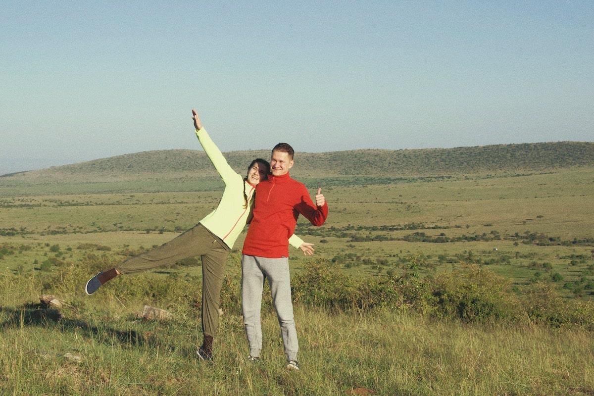 Поездка на сафари в Кению
