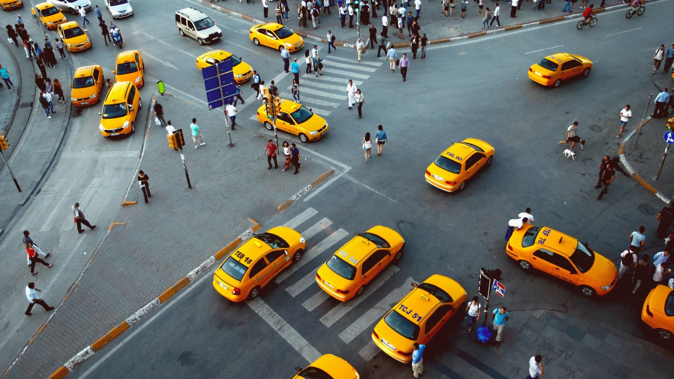 Как обманывают такси в Стамбуле