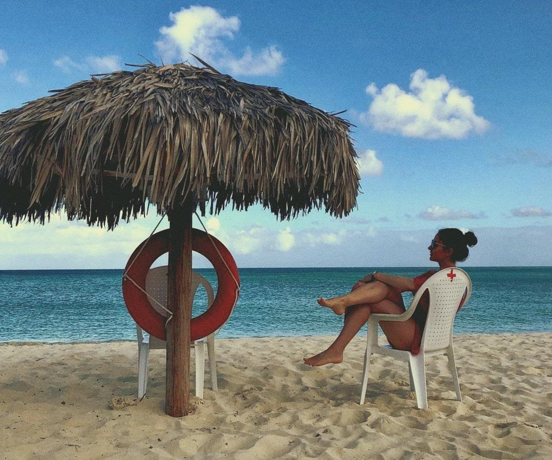 Поехать отдыхать на Кубу