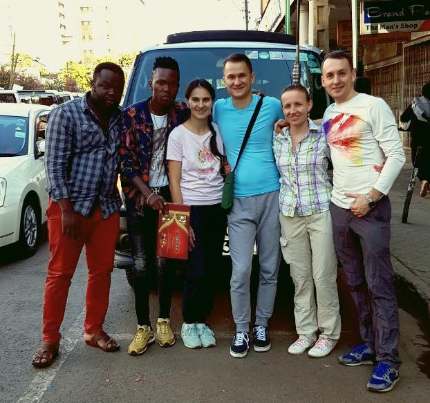 Программа сафари в Кении