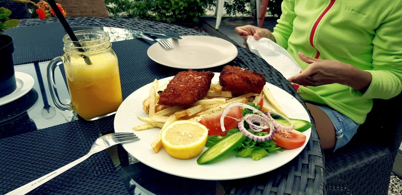 Бизнес-ланч на Кипре
