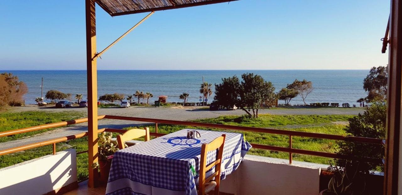 Цены в кафе на Кипре