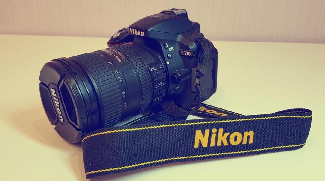 Nikon d5300 для начинающих