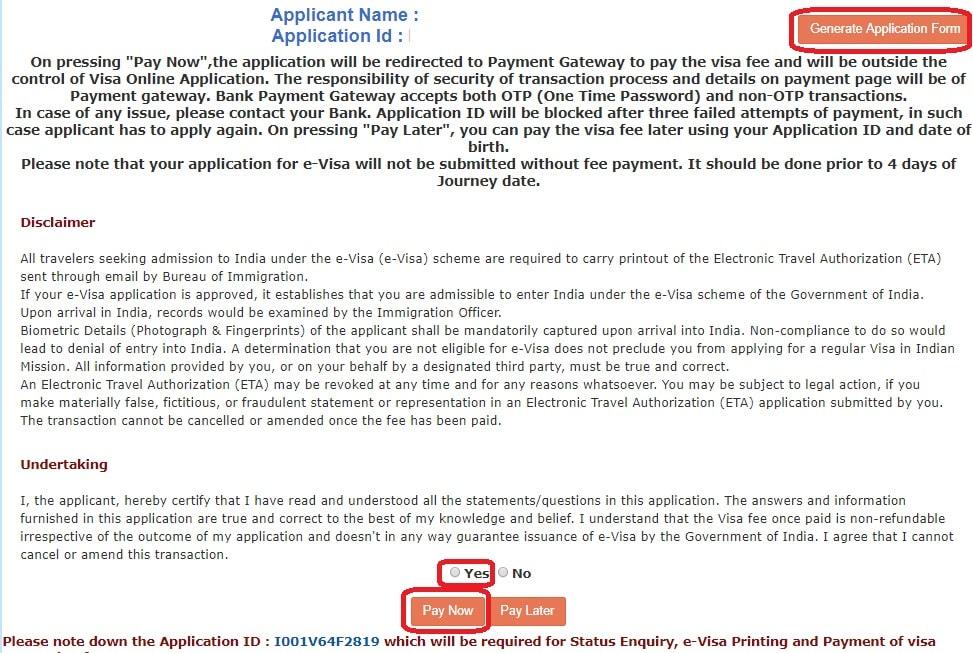 e-visa india goa