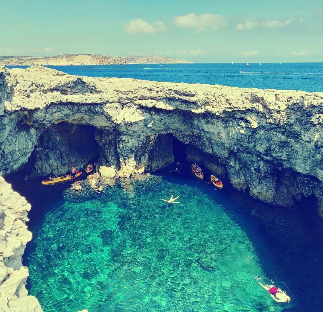 Поехать в мае на Мальту