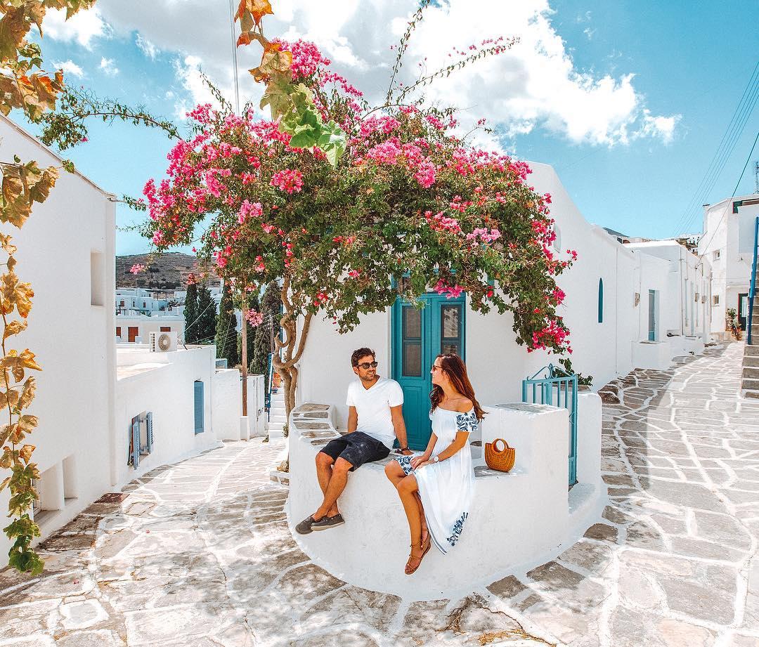 Поехать в мае в Грецию