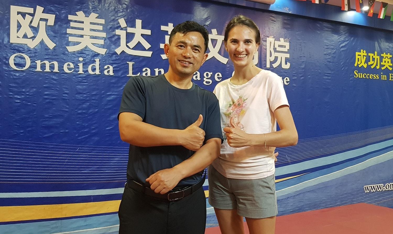 Обучение китайскому языку в Omeida