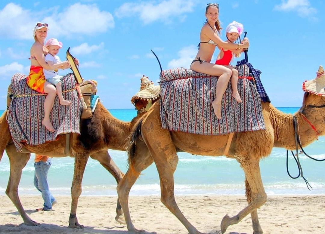 Поехать в Тунис на море
