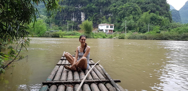 Река Ли в Яншо