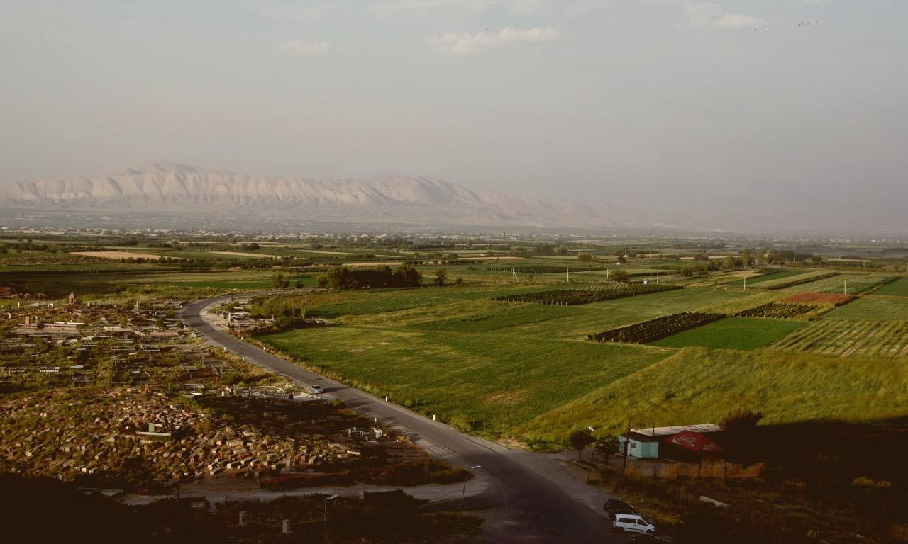 Дороги в Армении