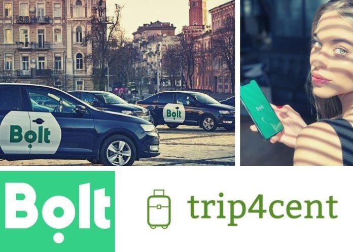 Промокод Болт(Bolt) на такси в Санкт-Петербурге