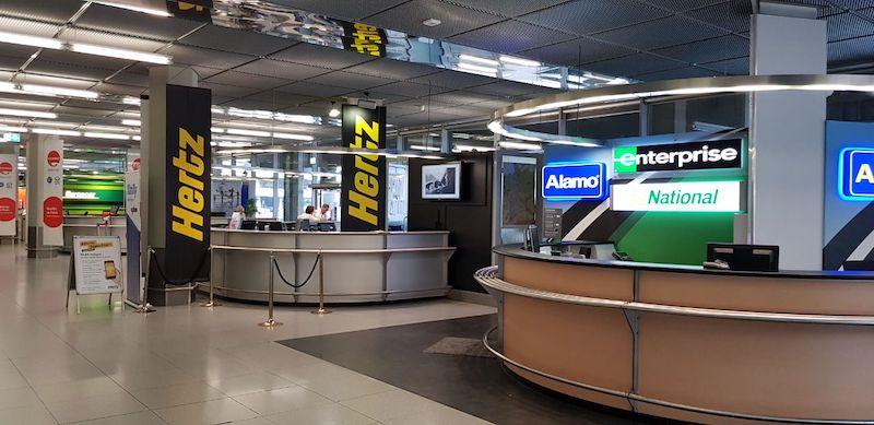 Аренда авто в аэропорту Кельна
