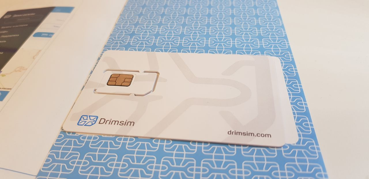 Как использовать сим-карту Дримсим