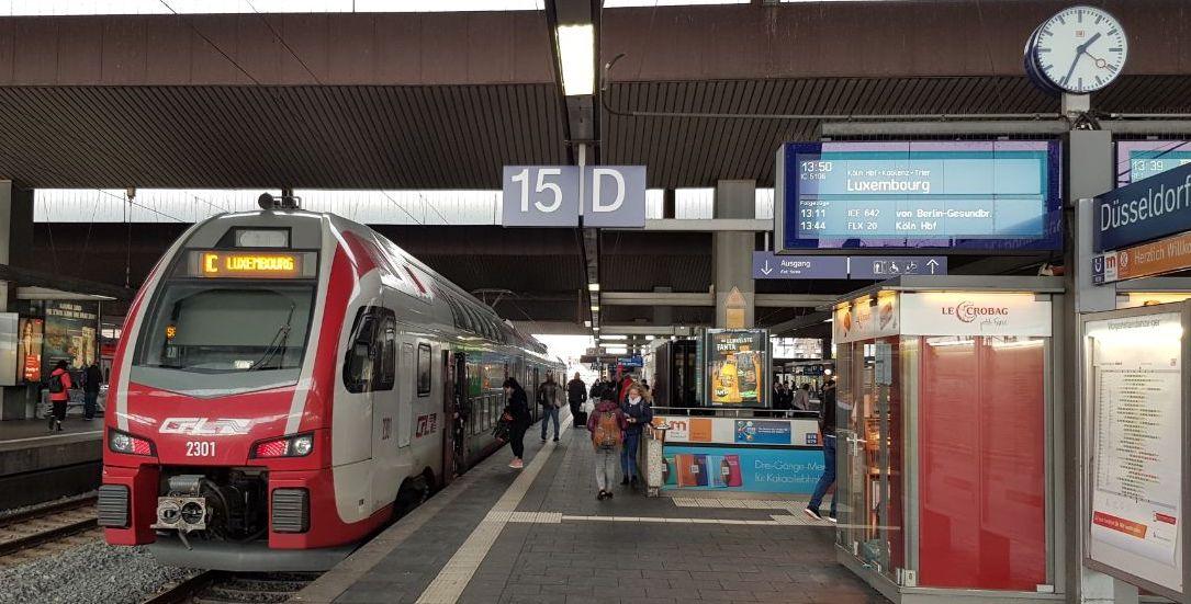Поезд IC