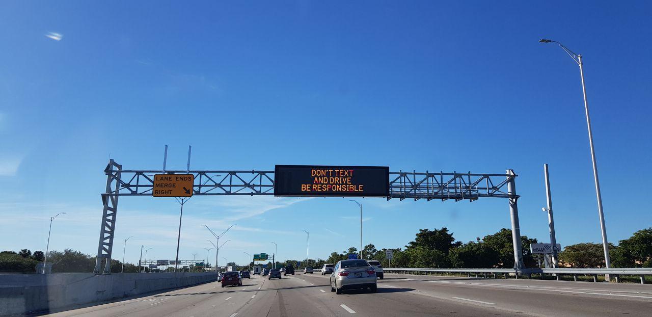 Дороги во Флориде