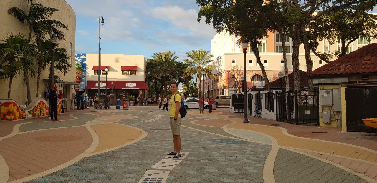 Район Маленькая Гавана в Майами