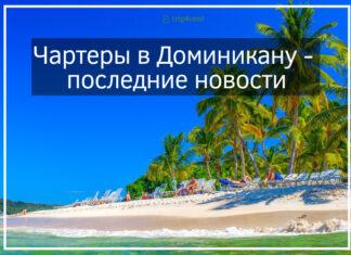 Чартеры в Доминикану из Москвы
