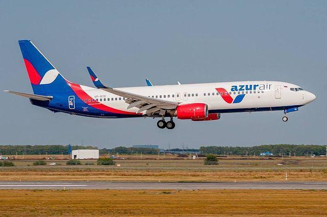 Рейсы в Доминикану будет выполнять Azur Air